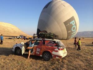 Mongolian Rally
